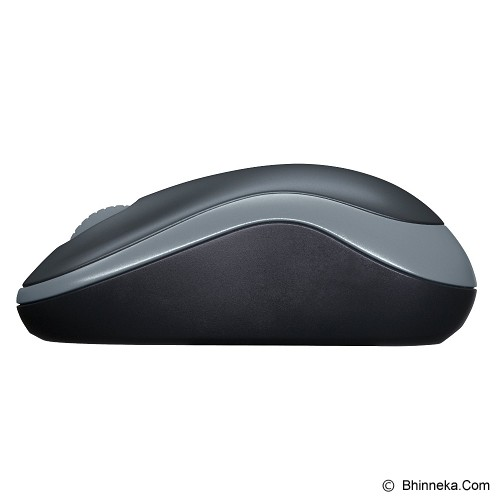 LOGITECH Wireless Mouse M185 [910-002255] - Grey - Mouse Basic